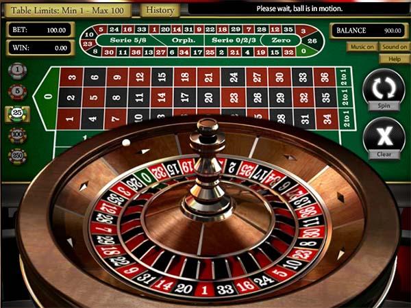 casino room lobby