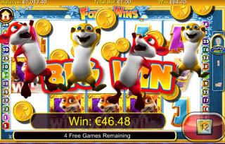 foxin wins mobile slot bigwin