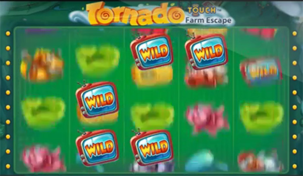 Tornado Farm Escape Mobile Slot