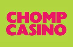chomp casino welcome bonus