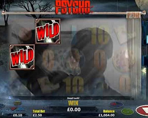 psycho slot wild