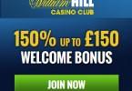 william hill mobile casino 150 bonus