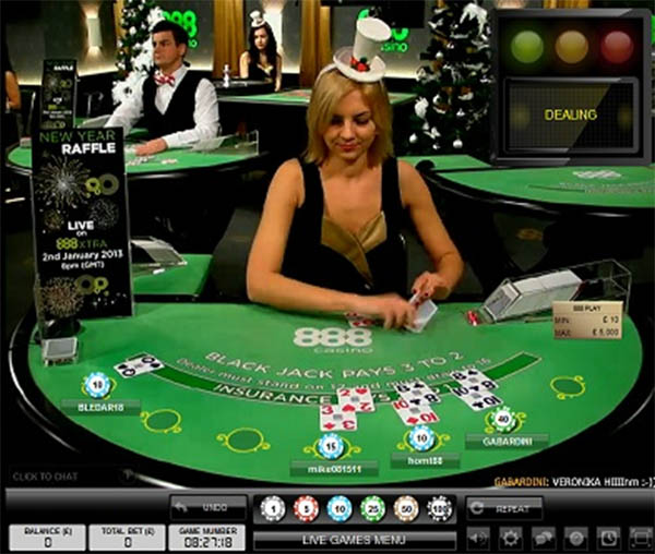 William hill live casino download