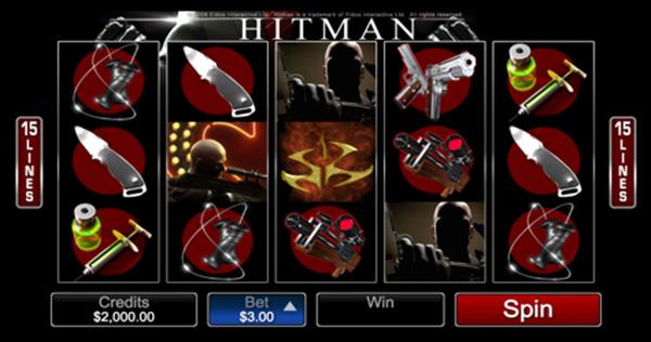 hitman mobile slot reels