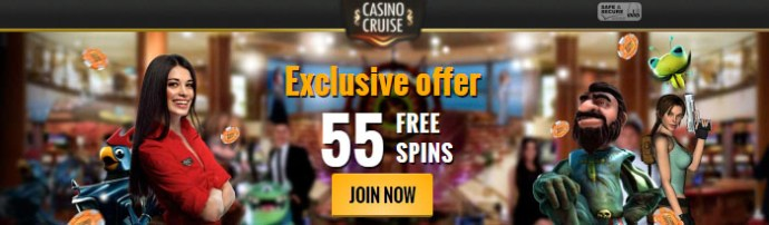 No deposit casino cruise
