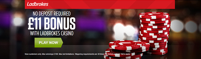 Mobile Casino UK - Ladbroks