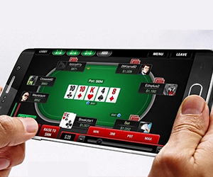 UK mobile poker