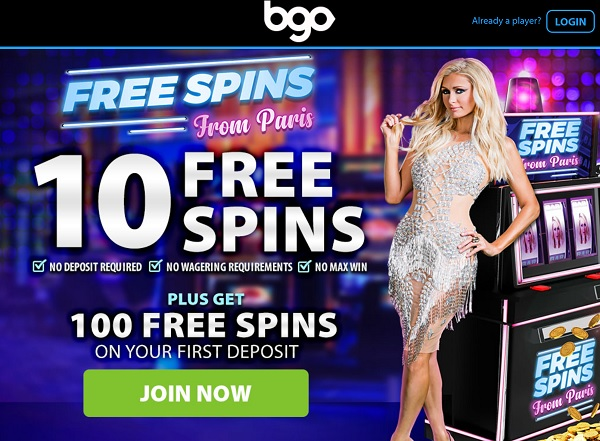 Bgo casino-games