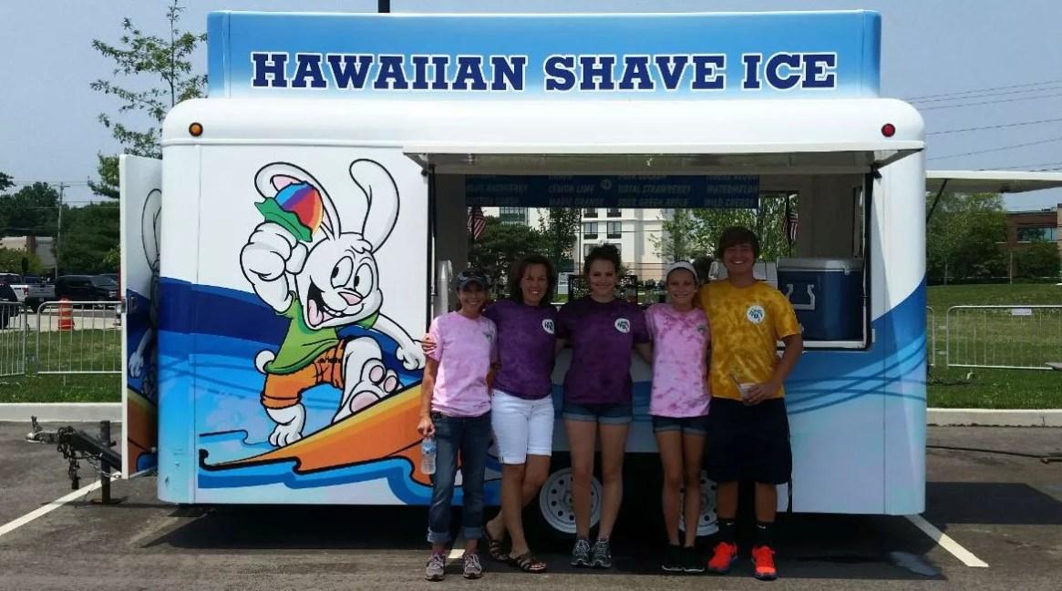 Hawaiian Five-OH Trailer (18'x7')