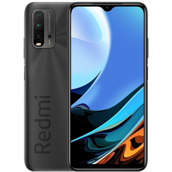 Redmi 9 Power - Mighty Black