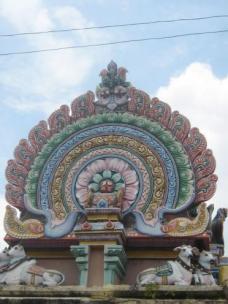 Temple Pinnacle