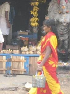 Temple markets