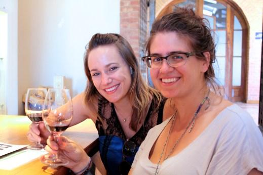 Wine tasting at Alta Vista Winery, Lujan de Cuyo, Argentina