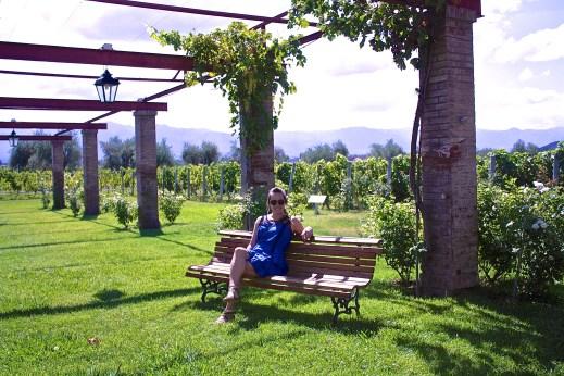Alta Vista Winery, Mendoza Argentina