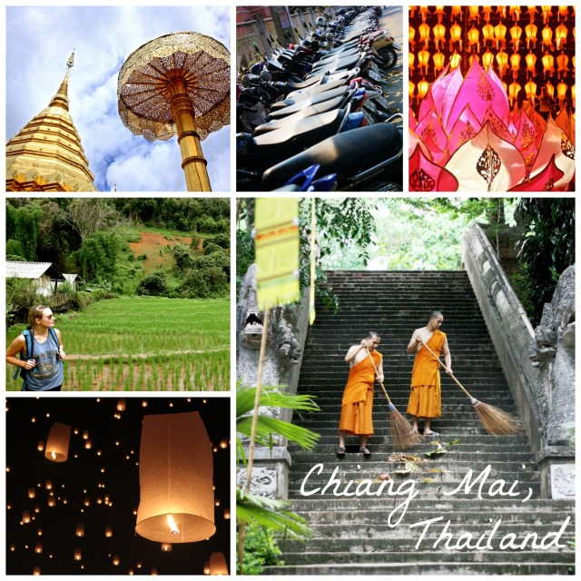 Top Travel Destination: Chiang Mai, Thailand