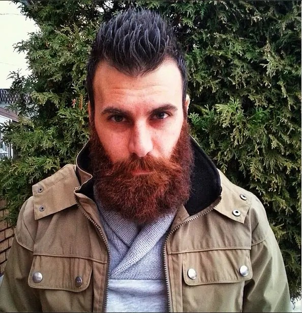 All Natural Beard Care The Mod Cabin Grooming Co