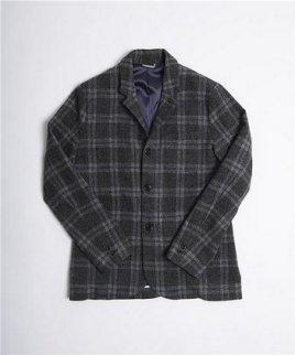 Albam soft wool plaid blazer £99