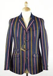 Gabicci vintage boating style blazer from Atom Retro £115.50