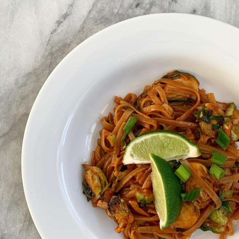 Savory Thai Noodles