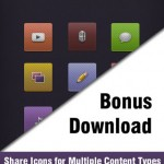 Content Sharing Thumbnails