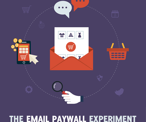 Email PayWalls: An Experiment …