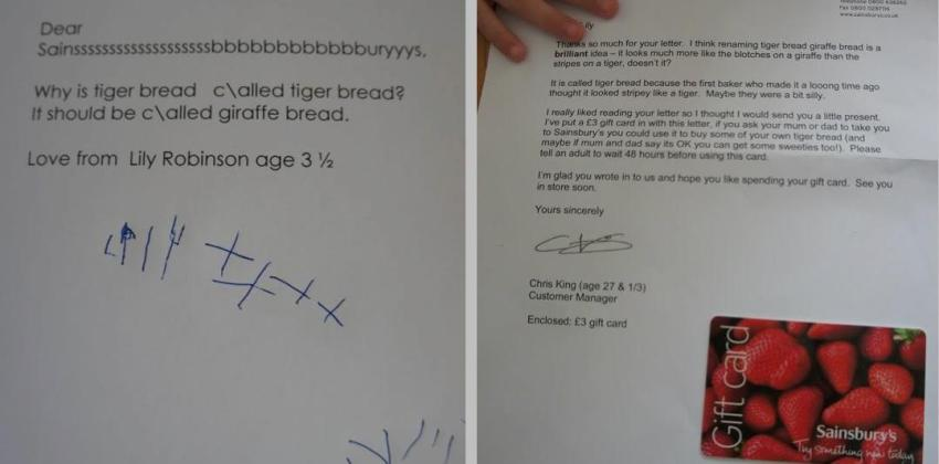 Organic Viral Marketing Hit from Sainsburys