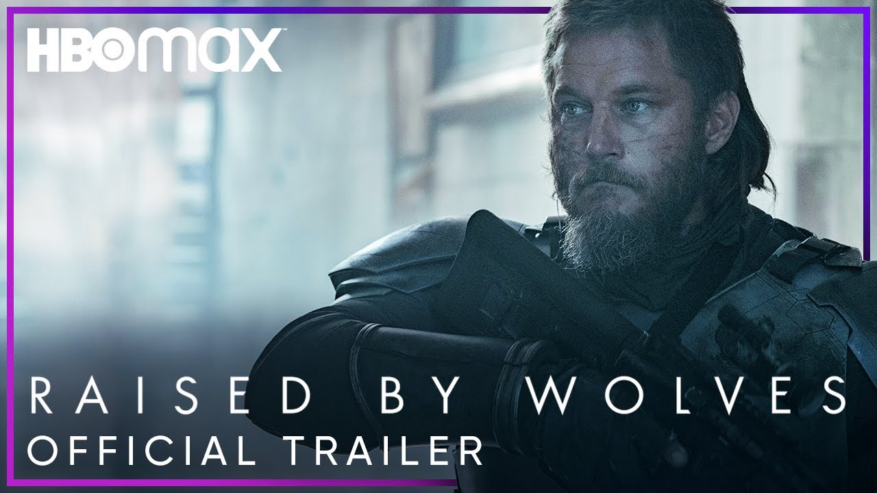 Hbo Max Gains Ridley Scott S Raised By Wolves Trailer Mary Anne Butlernerdbot The Modern Fan