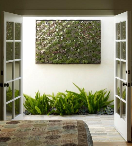 vertical garden wall panel Vertical gardens: DIY panels | The Modern Gardener