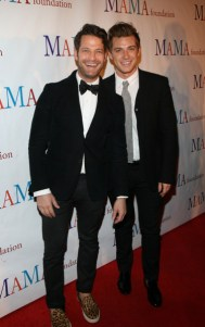 Jeremiah and Nate: gay men of distinction