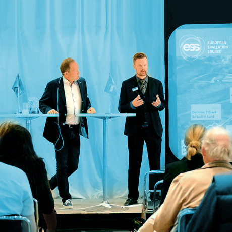 """Innovation in the age of Digitalization"" Karl McFaul talk at Almedalen Political Week in Gotland, Sweden"