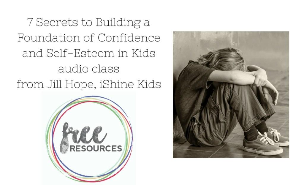 Jill Hope free resource