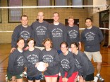 No Fear Volleyball