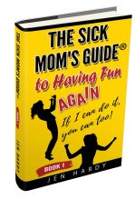 sick mom book