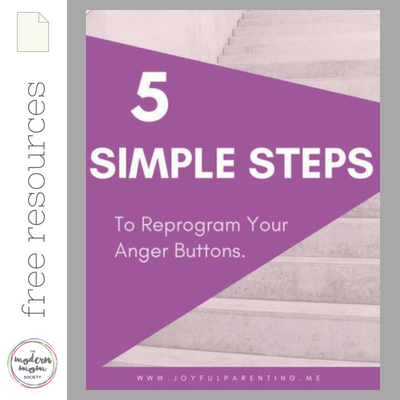 Anger Buttons