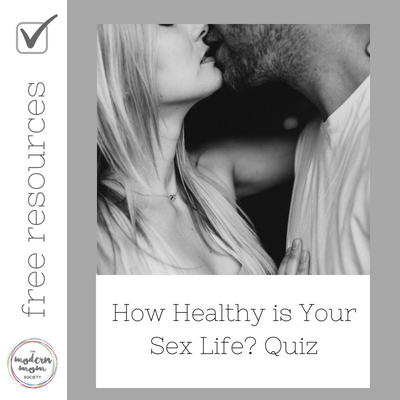 How Healthy is Your Sex Life Quiz
