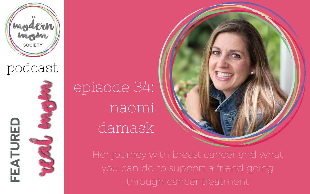 Episode 34: Naomi Damask