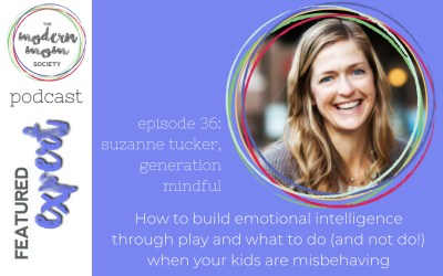 Episode 36: Suzanne Tucker of Generation Mindful