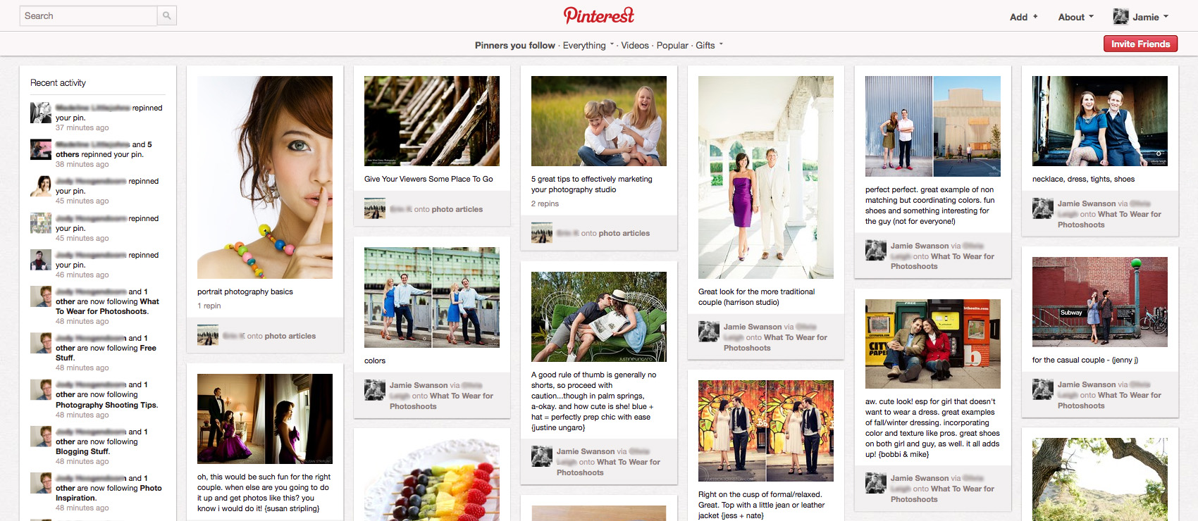 The Ultimate Guide To Pinterest For Photographers By The