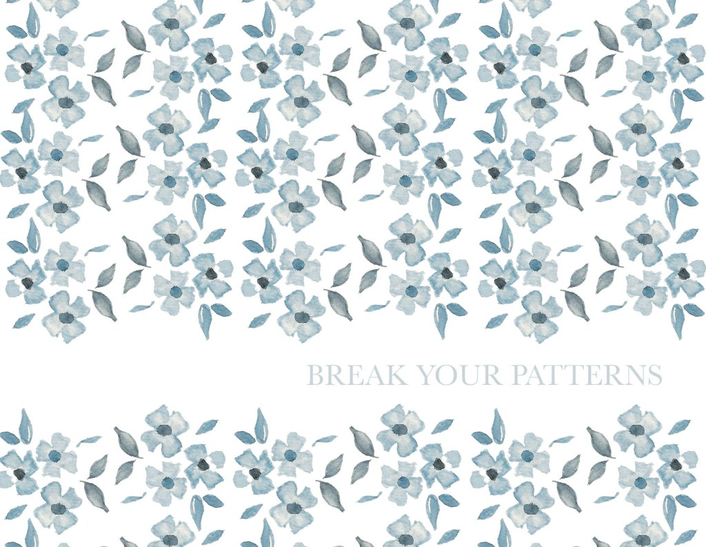 Break Your Patterns Design
