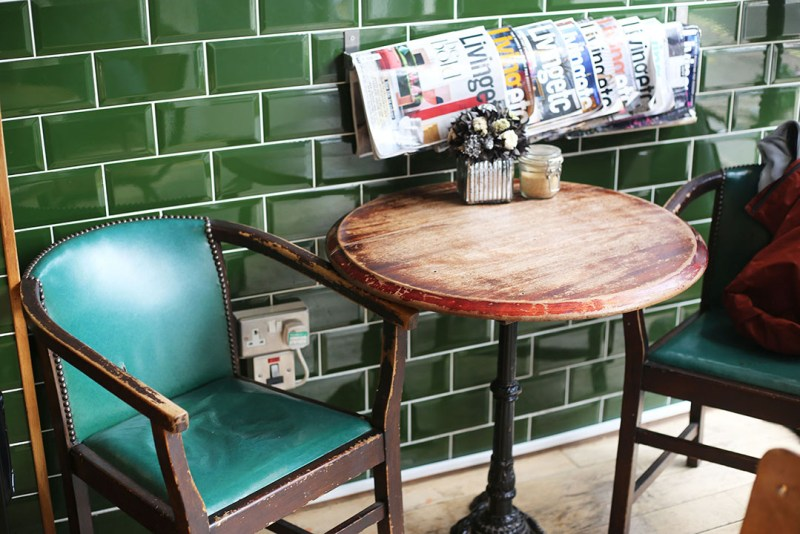 The Little Coffee Tree in Maida Vale
