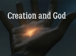 creation and god