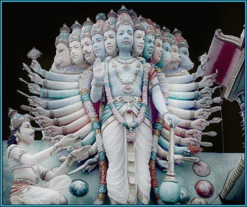 """What Are The 10 Incarnations Of Lord Vishnu ? """"Dashavatara"""