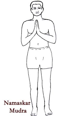 Namaskar (Namaste)