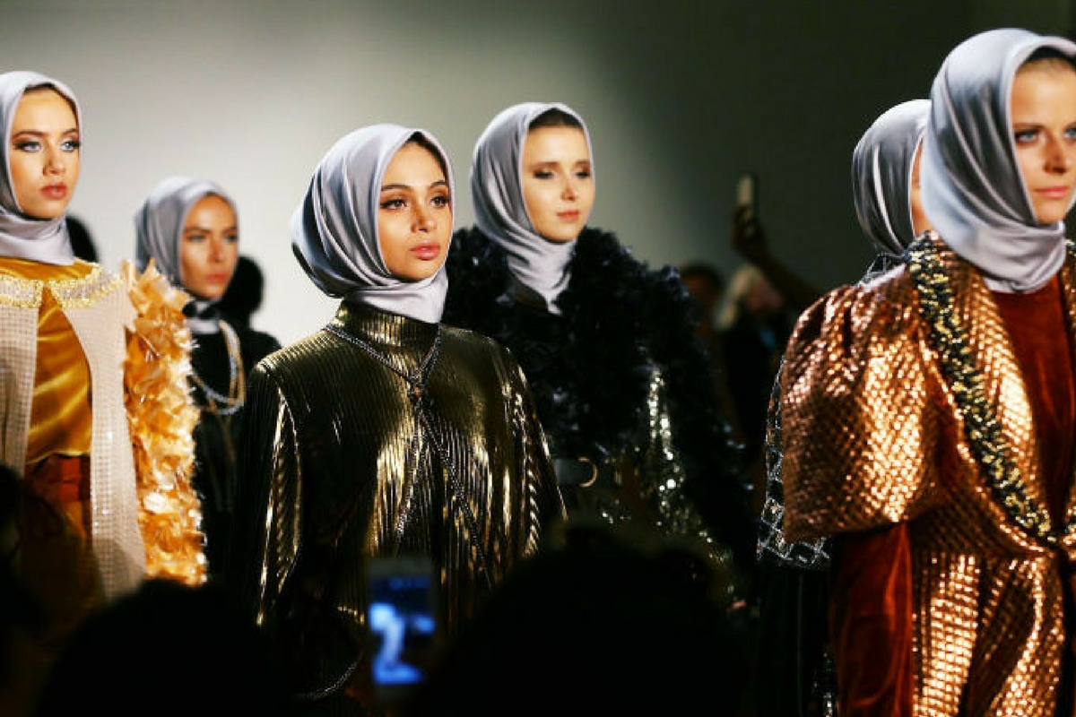 A hijab by any other name is...fashion.