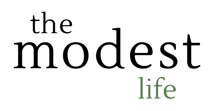 The Modest Life