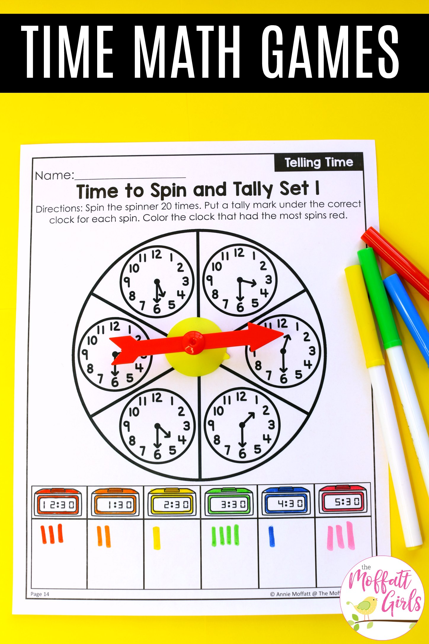 Telling Time Worksheets 8b
