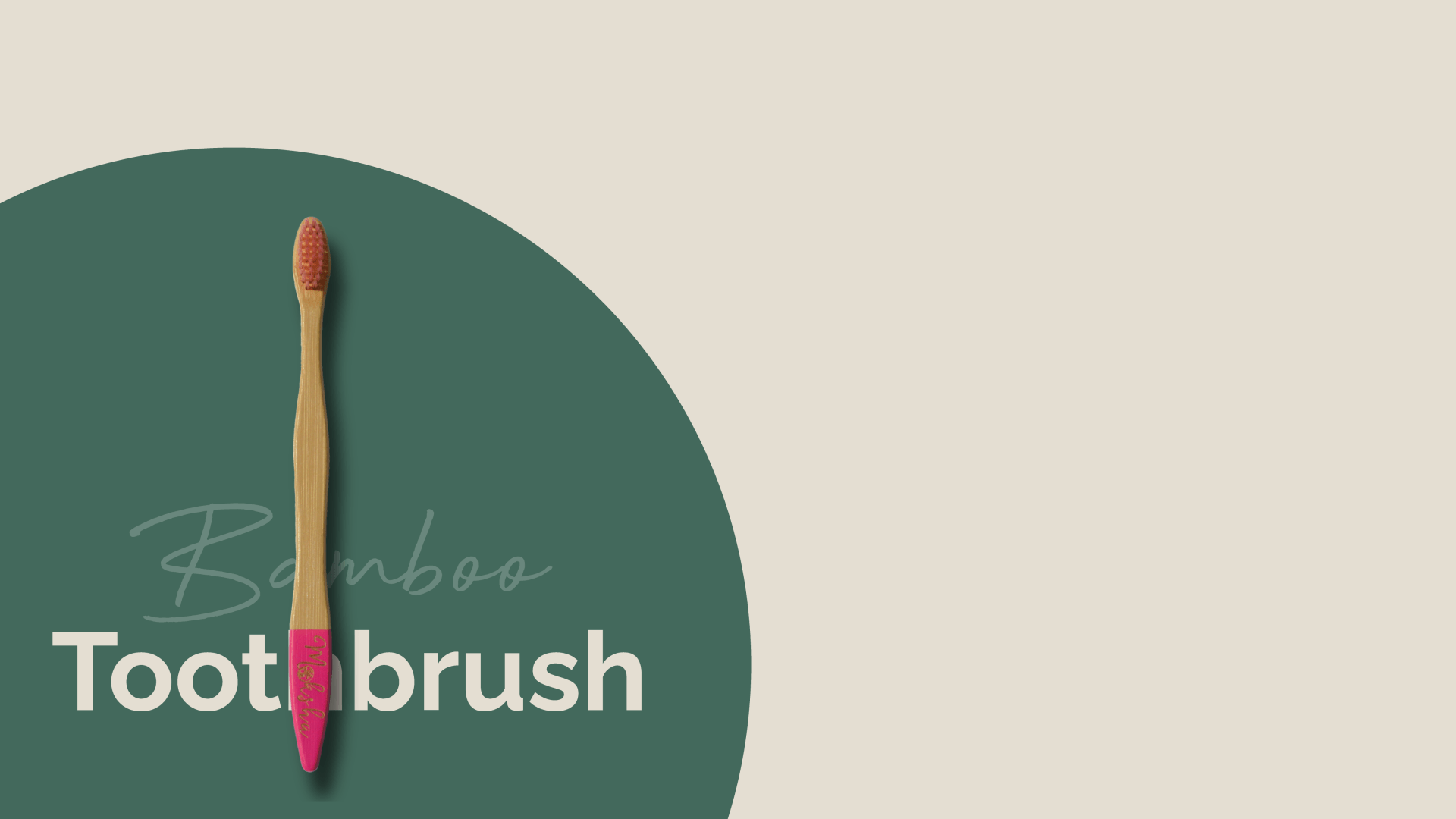 Bamboo Basic Toothbrush