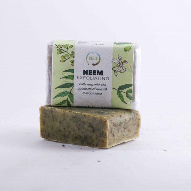 Exfoliating Neem Soap