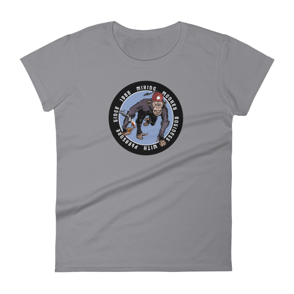 The Molotov Cocktail Hour Women's short sleeve t-shirt