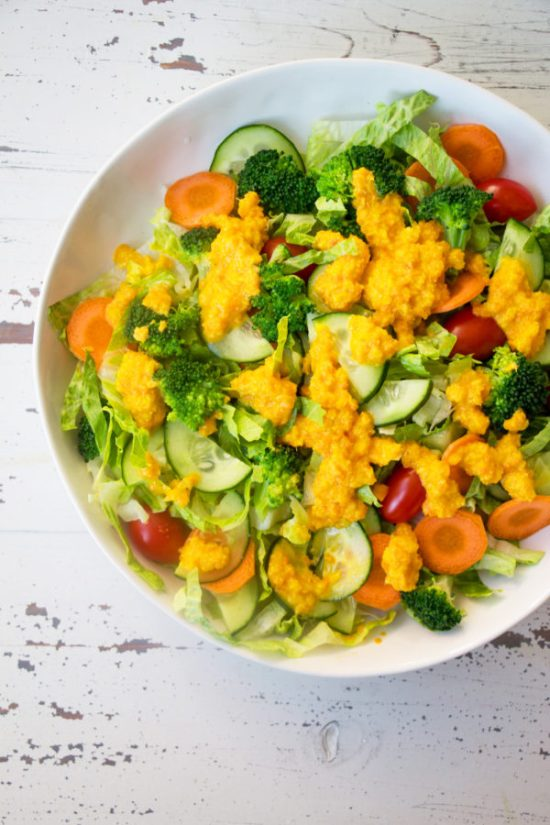 how do you make japanese miso ginger salad dressing